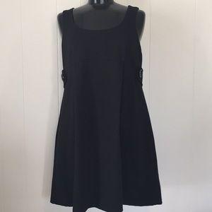 Michael Kors Dress Black, Pocket Umpire Sleeveless